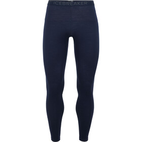 Icebreaker 200 Oasis Leggings Men midnight navy-monsoon